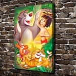 The-Jungle-Book-Canvas-art-print