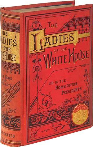 vintage book the ladies of the white house