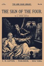 The Sign of The Four Art Print Sherlock Holmes