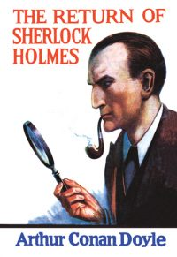 The Return of Sherlock Holmes Canvas Art Print