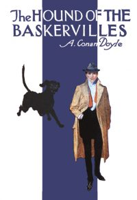 The Hound of the Baskervilles Art Print