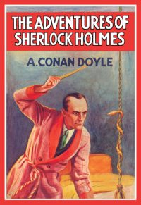 The Adventures of Sherlock Holmes Art Print