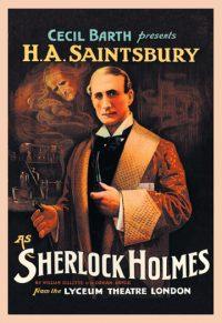 sherlock holmes H.A. Saintbury