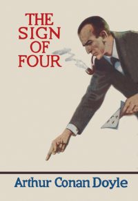 The Sign of Four Sherlock Holmes Art Print