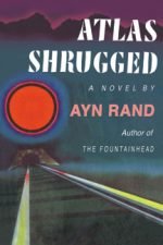 Atlas Shrugged Ayn Rand Art Print