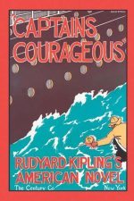 book-cover-art-print-captains-courageous-rudyard-kipking-american-novel-book-cover
