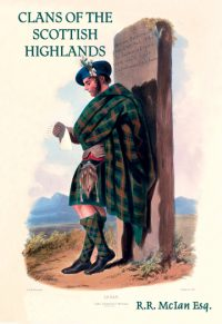 Scottish Art Print Clans of the Highlands