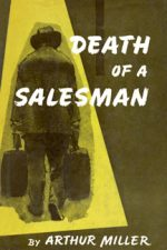 Death of a salesman book cover art