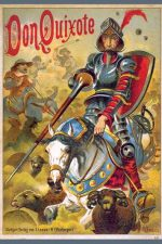 book-cover-art-print-don-quixote-g-franz-staltgart-verlag-von-f-loewe-book-cover