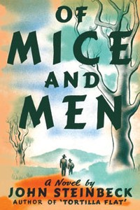 Book cover art print. Of-mice-and-men-john-steinbeck