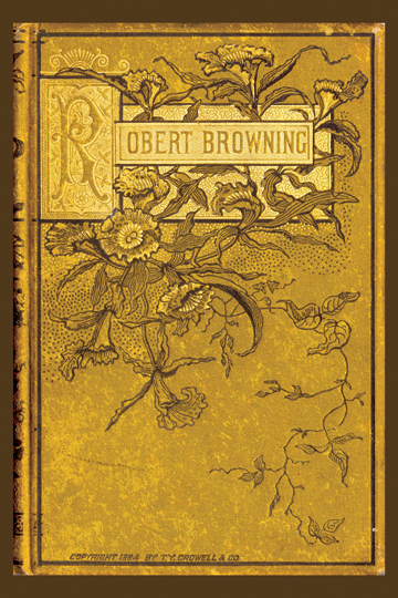 Book Cover Art Canvas : Robert browning posters and canvas art prints vintage