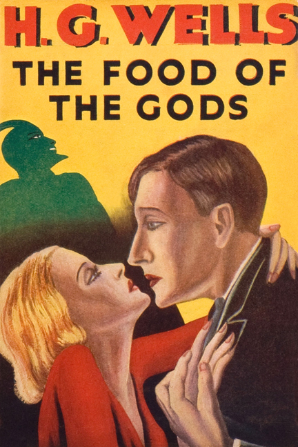 Food Book Cover Art : The food of gods h g wells posters and canvas art