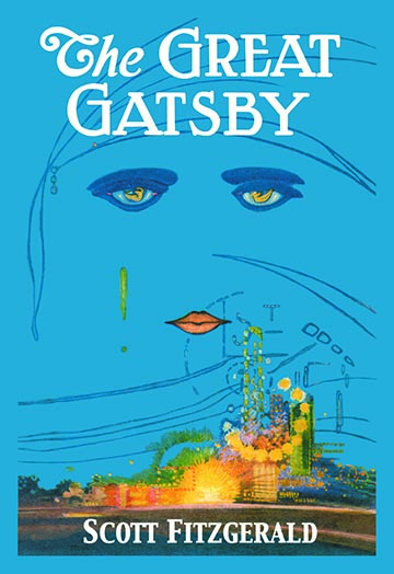 Great Book Cover Art : The great gatsby scott fitzgerald posters and canvas
