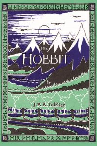 The Hobbit Canvas Art Print