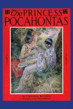 book-cover-art-print-the-princess-pocahontas