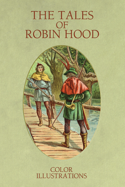 Book Cover Art Prints : The tales of robin hood posters and canvas art prints
