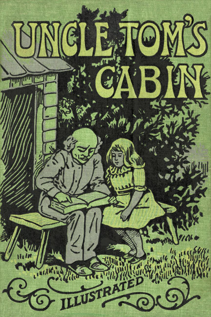 uncle tom's cabin canvas print