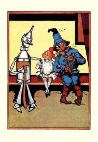 Wizard of Oz Art print