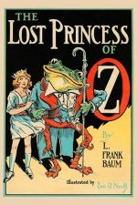 The lost princess of Oz Canvas Art Print