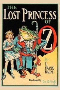 The lost princess of Oz Canvas Art Print