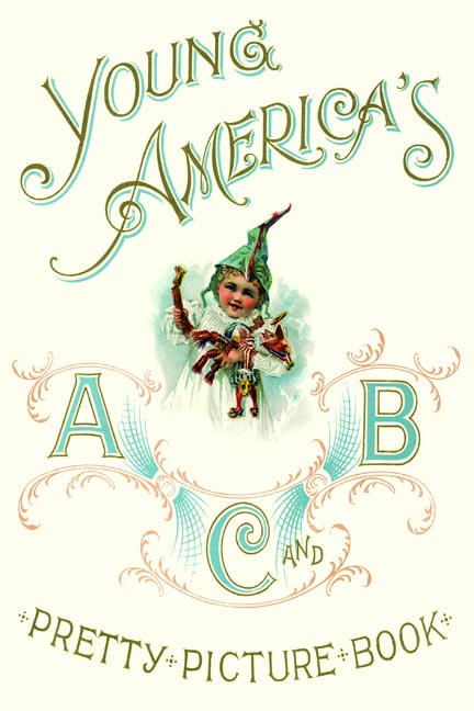 Book Cover Art Prints : Young america s a b c posters and canvas art prints