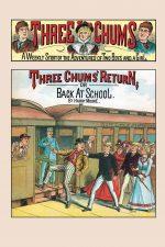 Three Chum's Back at School Weekly Magazine