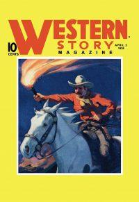 Western Story Magazine: Under Fire