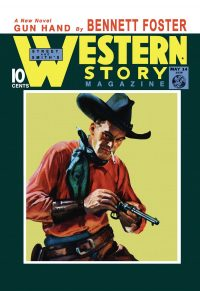 Western Story Magazine: Gun Hand