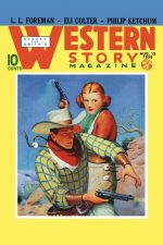 weekly story magazine . western fiction