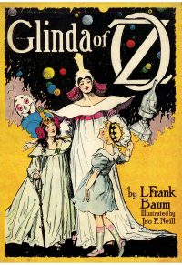 Illustrations Glinda of Oz Frank L. Baum