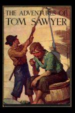 The Adventures of Tom Sawyer Canvas Art Print