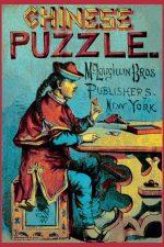 hinese Puzzle Art Print