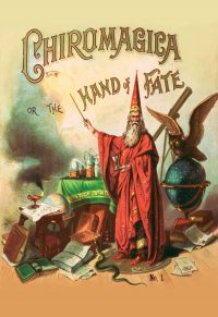 Chiromagica or the Hand of Fate Art Print