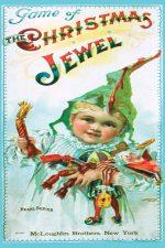 Game of the Christmas Jewel Art Print