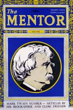the mentor magazine mark twain