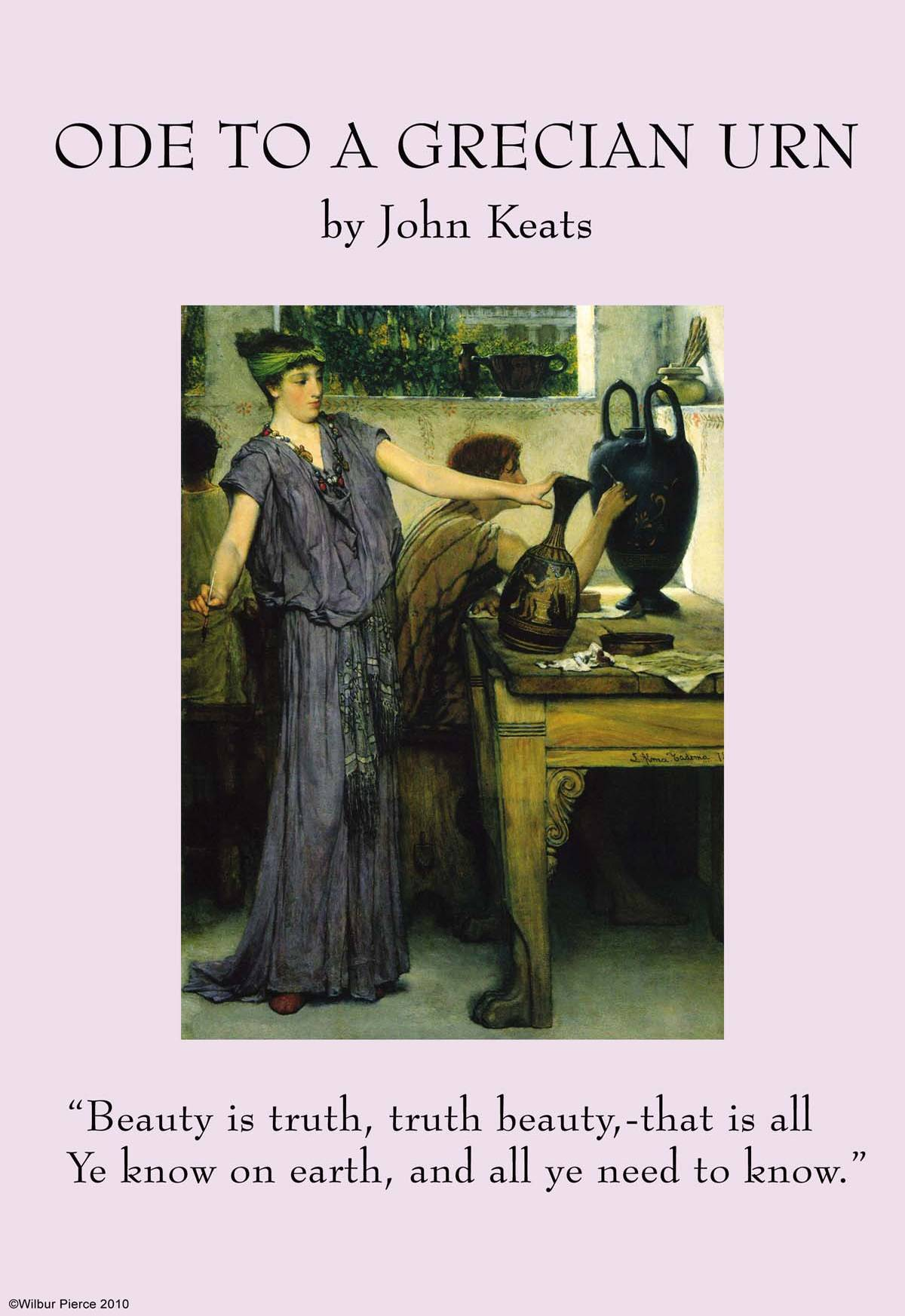 eternal innocence in ode on a grecian urn by john keats Acrostic : georgiana augusta keats by john keats acrostic : georgiana augusta keats poem by john keats ode to a nightingale ode on a grecian urn.