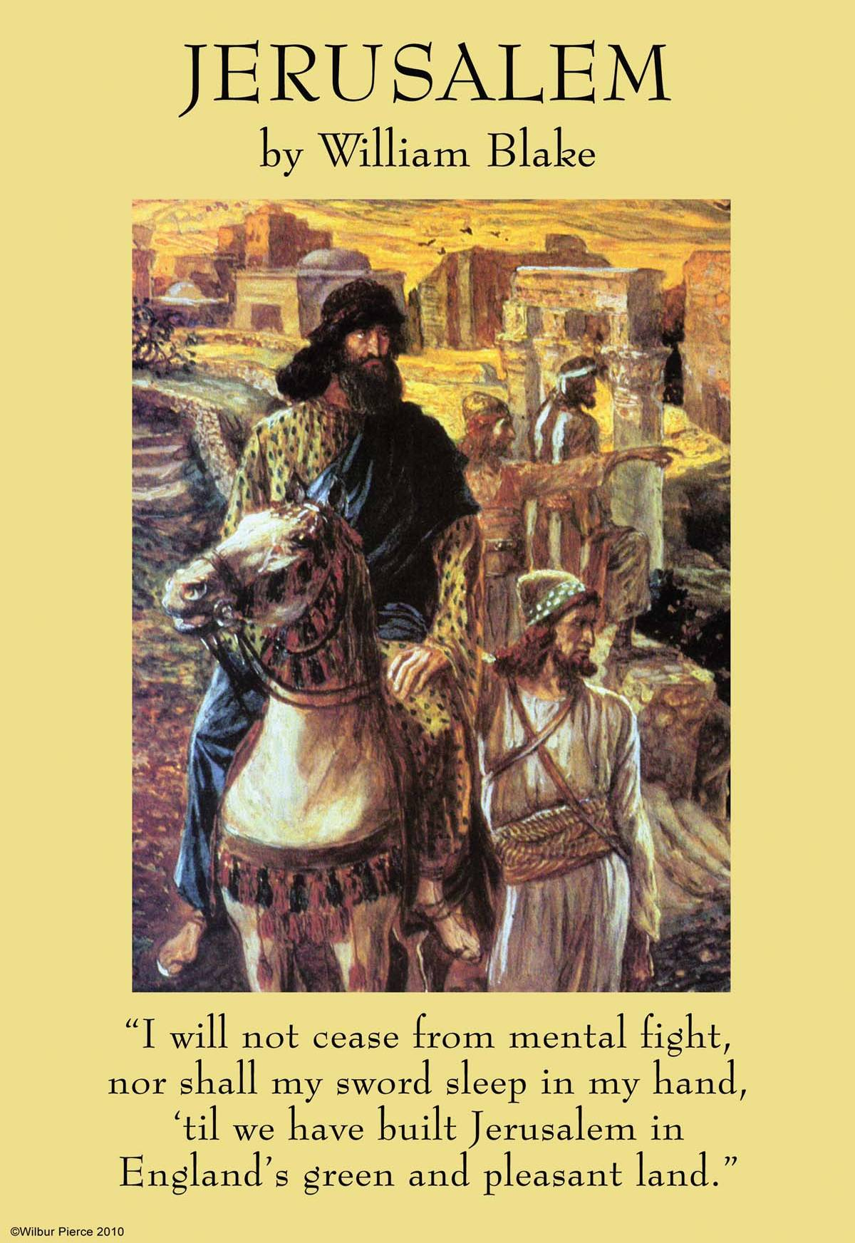 Book Cover Art Canvas ~ Jerusalem posters and canvas art prints vintage book