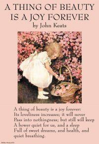 endymion poem by John Keats