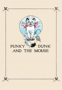 Art Print Punky Dunk and the mouse