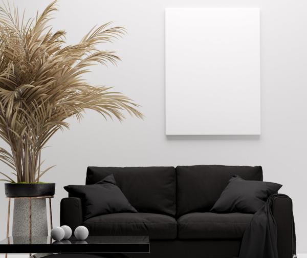 canvas print vertical wall art