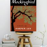 Literary Art Print - To Kill a Mockingbird