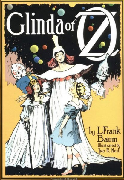 Glinda of Oz Vintage Book