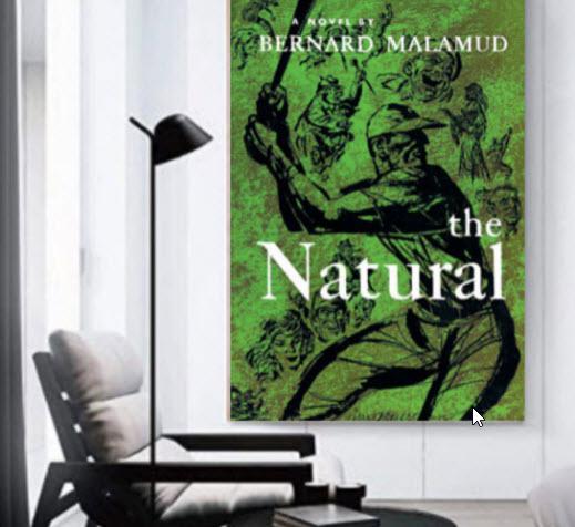 The Natural Sam Malamud Art Print