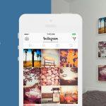 Turn Instagram Photos into Canvas Art